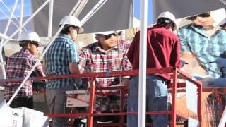 UA Solar Lab Creates Energy, Melts Steel