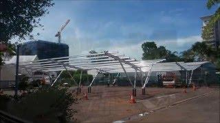 Colemans Printing - 100kW Schletter Carport and Rooftop Solar Installation by CountrySolar NT