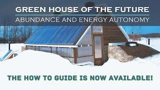 DIY How To Build an Earthship Greenhouse || Valhalla Movement
