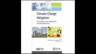 Download Climate Change Mitigation Greenhouse Gas Reduction and Biochemicals Book
