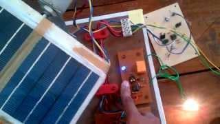 DUAL AXIS SOLAR TRACKING