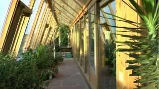 Earthship - Corner Cottage: a quick tour