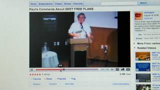 Paul Pantone: GEET Plans Worst Design in 25 years: Warning-Fraud-Exposed-Lies