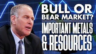 Bull or Bear Market? - Important Metals & Resources Update from Rick Rule