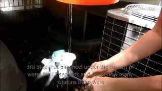 Tidal Energy Experiment