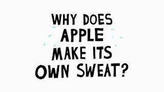 Earth Day 2017 — Why does Apple make its own sweat? — Apple