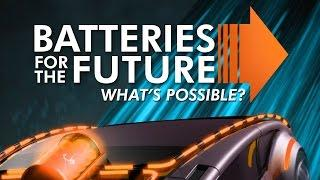 Science of SLAC | Batteries for the Future: What's Possible?