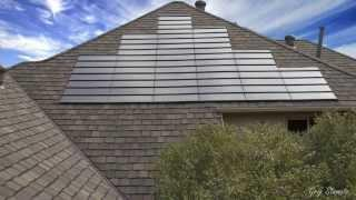 Living Green - Roof Solar Shingles | Environmentally Friendly