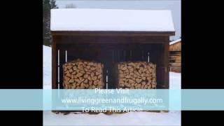 Building A Solar Wood Drying Kiln