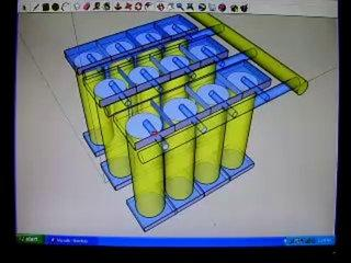 012 HHO generator designs for testing
