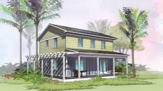 Deltec's Renew Collection Net Zero Homes