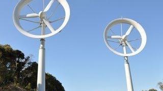 Science News 2011(English) Renewable Energy Wind Power