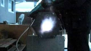 291-PART 1 of 5-Joe  Pipe Hourglass GEET Device-Trail Testing.