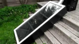 How to Build a Solar Food Dehydrator - Part 1 of 2