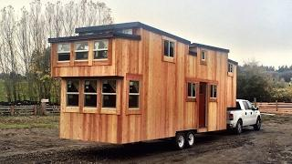 Three Bedroom Tiny House For Tiny Family Living