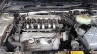 EV Conversion Guide Part 1------- Original Car With Engine Installed