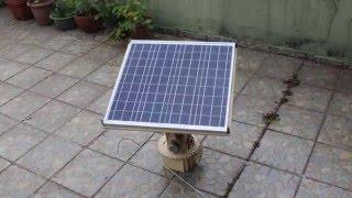 Hybrid Arduino controlled solar tracker  The simplist Solar