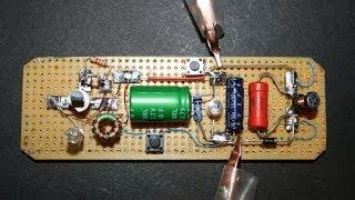 Electric OU: TKBloomer Hybrid Wireless Joule Thief