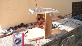 Solar Tracking System  using Arduino for cheapest price