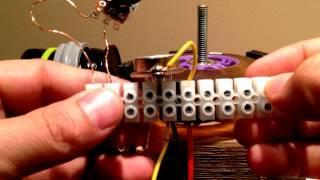 hack-n-a: Bedini Simple Motor