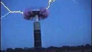 BIGGG TESLA COIL OF OKLAHOMA