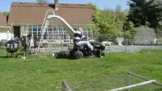 EV Lawn Mower Conversion.avi
