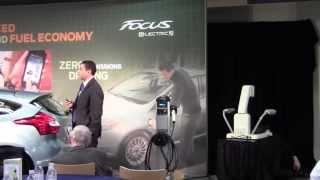 Ford: Sherif Maraky on Focus Electric Vehicles, Advanced Lithium Batteries