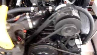 Larson Engine Starup