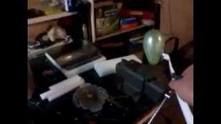Hydrogen/Oxygen Balloon Explosion