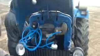 Hydrotech HHO kit installation in tractor