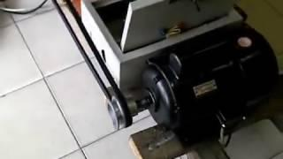 Free energy flywheel generator 2017