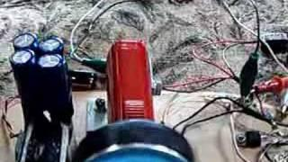 (1) AA Battery Bedini SSG motor