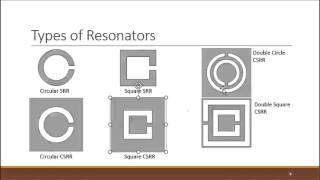 Using a Split Ring Resonator to harvest RF energy from a PCB transmission line.