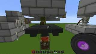 Minecraft [1.7.2] Fully Automatic Music Disc Generator