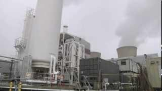 Highview Power Storage: Liquid Air Energy Storage site visit