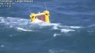 Wave Energy Tests - Akaroa