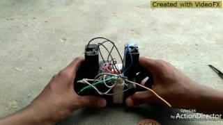 HOW TO MAKE A HIGH POWER BATTERY AT HOME.....
