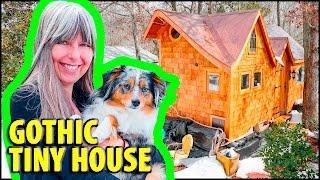 Bernadette's Whimsical Gothic Tiny House