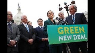 Why Democrats say the U.S. needs a Green New Deal to combat climate change