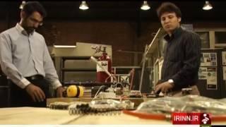 Iran Pulse Detonation engine, University project پروژه دانشگاهي موتور جرقه اي پالسي ايران