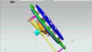 Scheibengenerator / disc generator 3D CAD