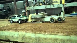 R/C Truck and Tractor Pulling  Glendale, KY 3/29/2014