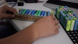 A No Solder 18650 Diy Powerwall Pcb