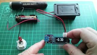 Julian's Joule Thief Experiments
