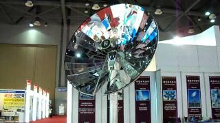 Solar Tracking Boiler