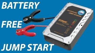 MAC-AFRIC™ Battery-Less Jump Start Demonstration