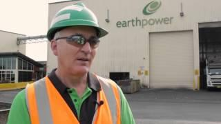 EarthPower - Turning Food Waste into Green Energy