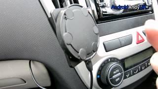 DIY Magnetic Qi Wireless Charging Car Mount