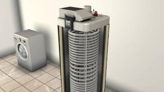 Daikin - Domestic hot water with solar energy