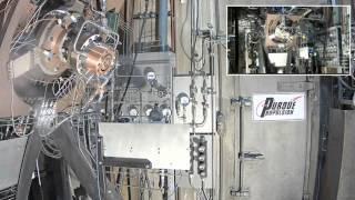 Purdue LOX/NG RDE - HotFire